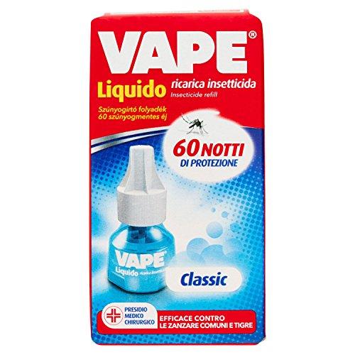 Vape - Liquido, Ricarica Insetticida - Ricarica Da 36 Milliliter, pacco di 2