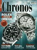 Chronos 4/2021 'Rolex Gegen Omega'