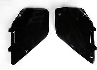 Ufo Plastic Side Panels Black for Suzuki RM 125 250 93-95