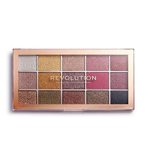 MAKEUP REVOLUTION Revolution Foil Frenzy Creation Eyeshadow Palette, Multicolor Color, 16.5 g