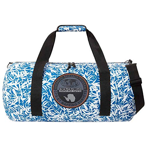 NAPAPIJRI Travel Bags Napapijri Hoyal Duffle Print Fantasy Blue/White One Size