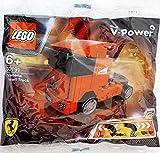 LEGO Racers: Scuderia Ferrari Camión Establecer 30191 (Bolsas)