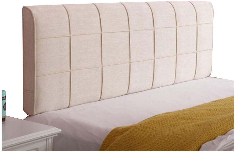 Oreiller Coussin Canapé Coussin Tête De Lit épaissir Coussin Mur épaissir Taille Velcro Lavable (Couleur   C, taille   150cm)