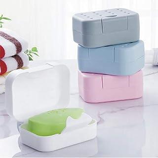 jab/ón Juego de 50 piezas de papel de jab/ón desechables en caja de papel para lavar a mano perfumado inodoro al aire libre viaje JIUHUIDIAN mini hojas para cocina papel de limpieza