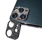 ラインストーン カメラ保護カバー iPhone 11 6.1 アイフォン11 アイホン11 イレブン アイフォ……