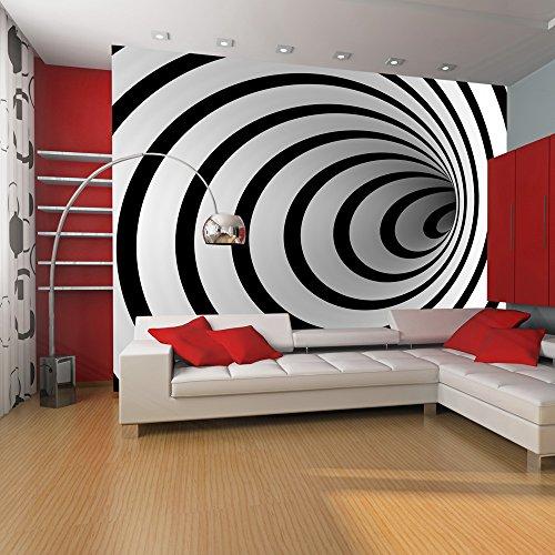 murando - Fototapete 300x231 cm - Vlies Tapete - Moderne Wanddeko - Design Tapete - Wandtapete - Wand Dekoration - Abstrakt 100401-6