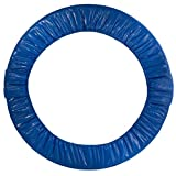 Upper Bounce Replacement Safety Pad, Fits 40' Round Mini Rebounder Foldable Trampoline with 6 Legs- Blue
