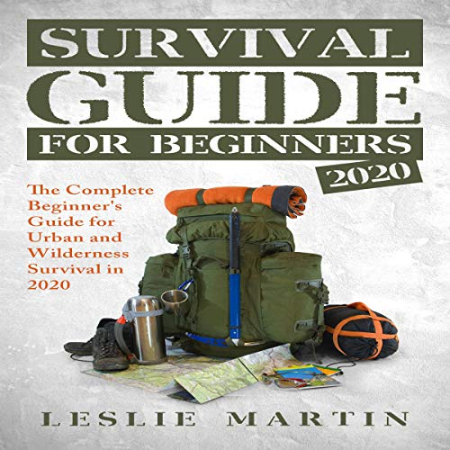 Survival Guide for Beginners 2020 cover art
