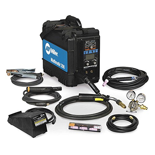 Multiprocess Welder, Single, 120V
