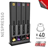 Tavolaswiss BOX-40 Kapselspender für 40 Nespresso Kapseln