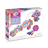 Crayola Creations Create It Yourself Party Lights, Holiday Toys, Gifting