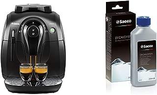 Philips Saeco HD8645/47 Vapore Automatic Espresso Machine with Liquid Descaler