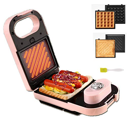 plancha sandwichera de la marca BHLTD