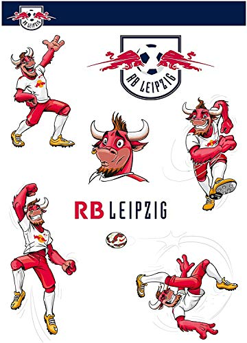 RB Leipzig RBL Bulli Sticker Set 5 NS 19 - -