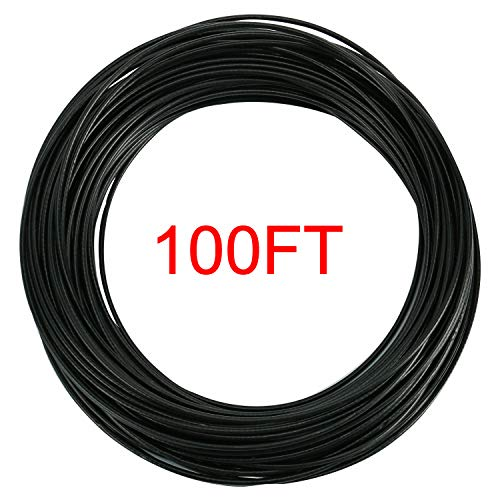 stainless steel cable coated - 2