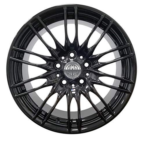 F540BL 1Llanta de aleación Rear modelo M Sport 8,5j 185X 120ET3772,6para BMW Serie 1182184°F20°F213E46E9092°F30314X1X3X4Italia