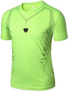 メンズ スポーツシャツ スポーツウェア Tシャツ 半袖 吸汗速乾 通気性 ドライフィット トレーニングウェア コンプレッションウェア トップス 圧着スポーツインナー アンダーウェア 加圧 Keysims 快適 ランニング 夏服 フィットネス 運動 M-2XL