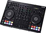 Roland DJ-707m DJ Controller, an Integrated LiveStreaming Sound Console