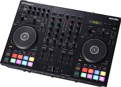 Roland DJ-707M DJ-Hybrid-Controller und Live-Sound-Audio-Konsole
