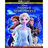 Frozen 2 4k UHD + Blu-ray (Import)