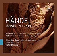 ヘンデル:オラトリオ「エジプトのイスラエル人」HWV54