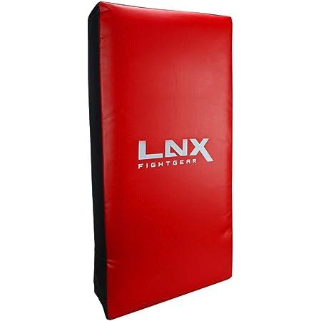 70cm Muay Thai Training usw großes XL Schlagpolster Kickpolster Pratze ideal für Kickbox LNX Stoßkissen Pratze Performance Pro gerade