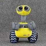 zcm Juguete de Peluche 28cm Peluche Kawaii Wall-e Robot Brinquedos Rellenos Suaves para Niños