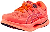 ASICS Women's Competition Running Shoes Road, Sunrise Red Midnight, 8.5
