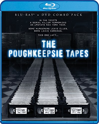 The Poughkeepsie Tapes (Bluray/DVD Combo) [Blu-ray]