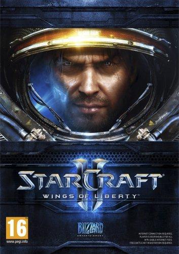 StarCraft II: Wings of Liberty [UK Import]