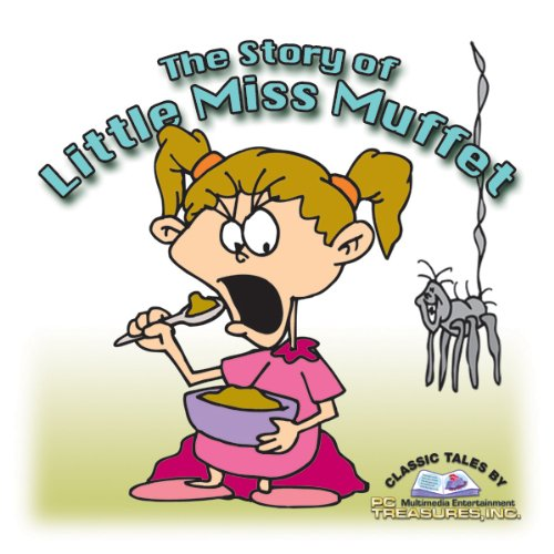 The Story of Little Miss Muffet audiobook cover art