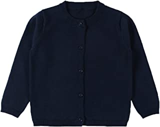 navy blue uniform sweater