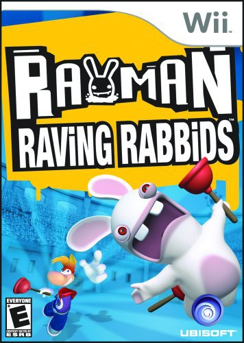 Ubisoft Rayman Raving Rabbids, Wii Nintendo Wii Inglés vídeo - Juego (Wii, Nintendo Wii, Acción / Aventura, Modo multijugador, E (para todos))