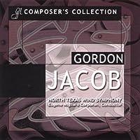 ゴードン・ジェイコブ作品集 Gordon Jacob - Composer's Collection