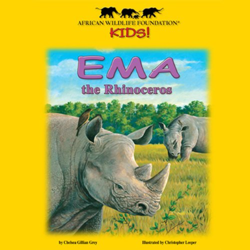 Ema the Rhinoceros audiobook cover art