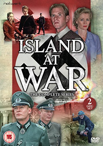 Island At War [DVD] by Philip Glenister