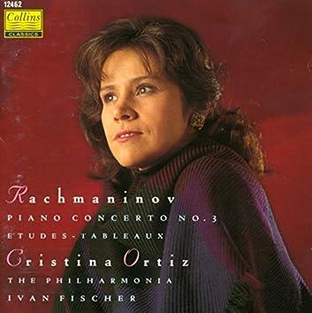 Rachmaninoff: Piano Concerto No. 3 - Études-Tableaux