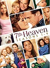 7th Heaven: The Complete First, Second, Third & Fourth Season Collection (Season 1, 2, 3 and 4) [Seventh Heaven DVD Collection]