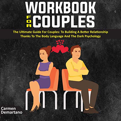 Workbook for Couples: The Ultimate Guide for Couples audiobook cover art