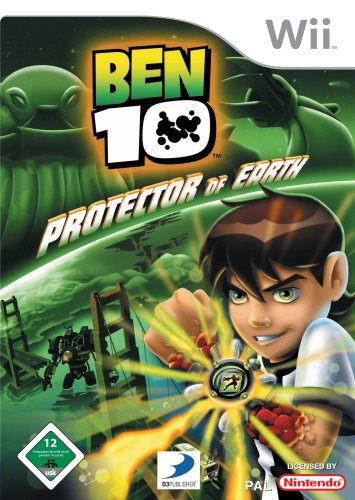 Ben 10 - Protector of Earth (für Wii)