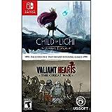 Jouez à l'enfant de la lumière Ultimate Edition et Valiant Hearts : l'ensemble de la grande guerre à la maison ou en déplacement. Profitez des mondes élaborés des deux jeux qui racontent des histoires profondes et personnelles.