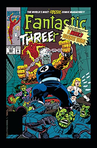 Fantastic Four Epic Collection: Nobody Gets Out Alive