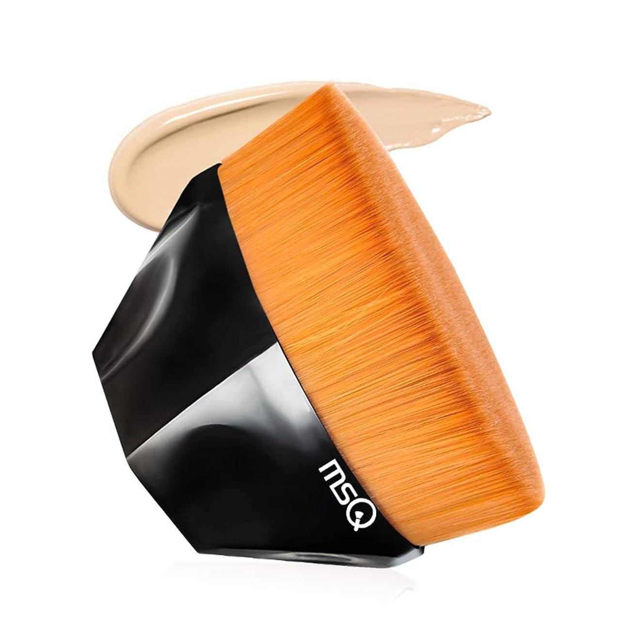 従事する離れた富MSQ 化粧ブラシ 人気 メイクブラシ メイクアップブラシ 粧ブラシ 可愛い 化粧筆 肌に優しい ファンデーションブラシ アイシャドウブラシ 携帯便利