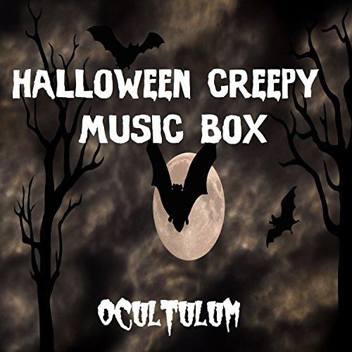 Halloween Night Horror Music Box