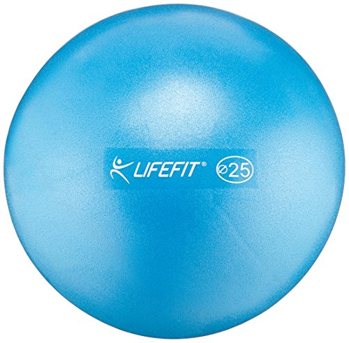 LIFEFIT Overball, Blau, 30 cm
