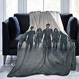 Wolf Blanket Ultra-Soft Micro Fleece Blanket Lightweight Cozy Flannel Throw Blanket for Children/Teen/Teen/Teen/Adults Decor Gift