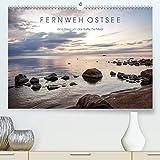 Fernweh Ostsee (Premium, hochwertiger DIN A2 Wandkalender 2021, Kunstdruck in Hochglanz)