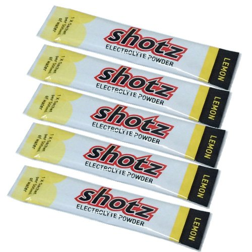 shotz(新KODA)ショッツ エナジージェル エレクトロライトパウダー4g×5包