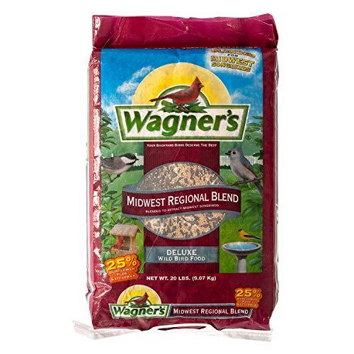 Wagner's 62006 Midwest Regional Blend Wild Bird Food