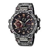 [カシオ] 腕時計 ジーショック MT-G Bluetooth 搭載 電波ソーラー WILDLIFE PROMISINGコラボレーションモデルMTG-B1000WLP-1AJR メンズ